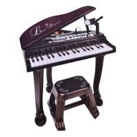 Mini pian pentru copii Learning Fun, 37 clape, 3 ani+
