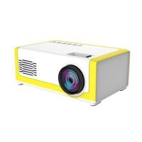 Mini videoproiector LED, 1920 x 1080, 99 lm, HDMI, USB, AV, slot card SD, LCD