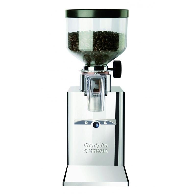 Rasnita semiprofesionala Minimoka, 200 W, 500 g, 700 rpm, reglaj micrometric 2021 shopu.ro