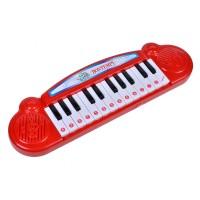 Miniorga electronica Bontempi, 24 clape, microfon, 3 ani+