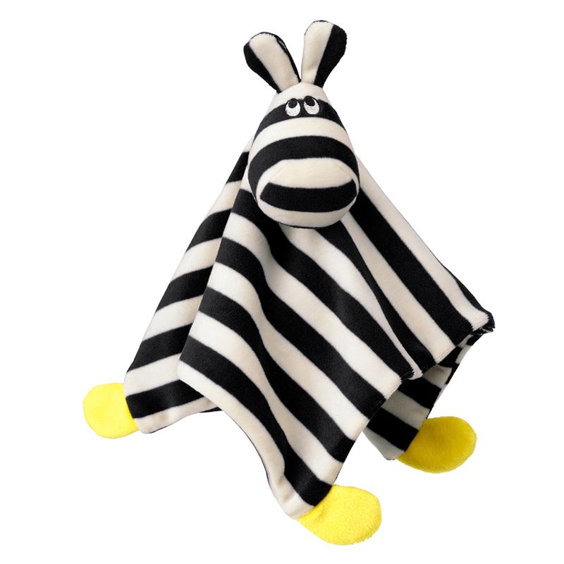 Minipaturica pentru copii, 29 x 29 cm, model zebra 2021 shopu.ro