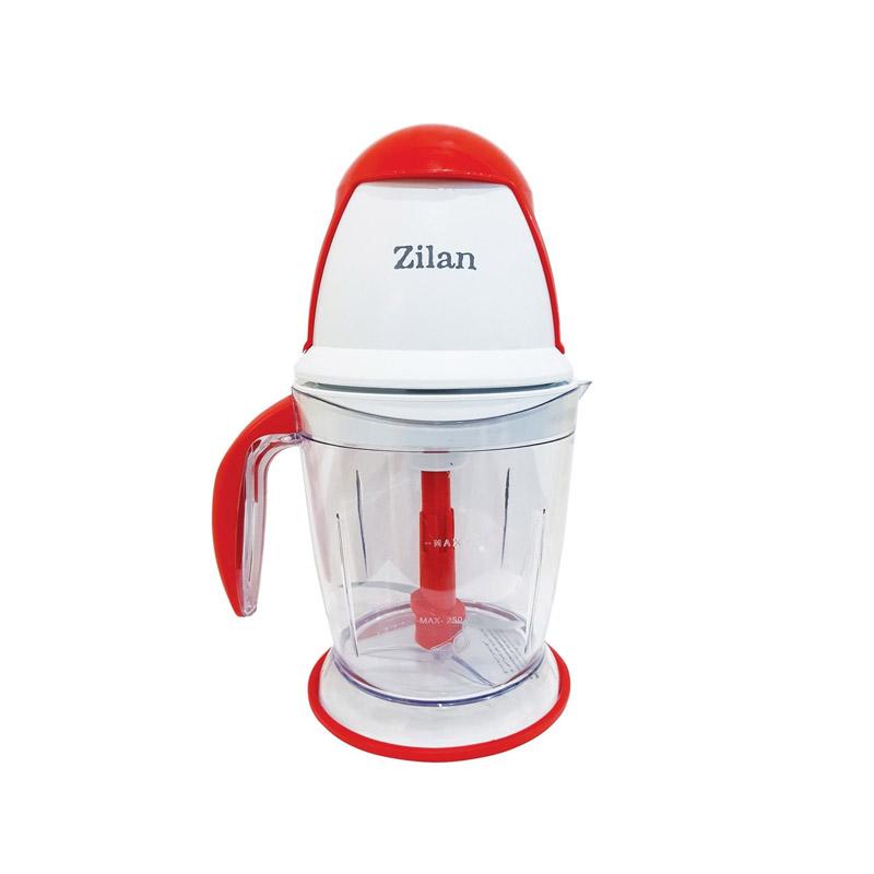 Minitocator legume fructe Zilan, putere 500 W, 1 l, cutite inox detasabile, vas din plastic 2021 shopu.ro