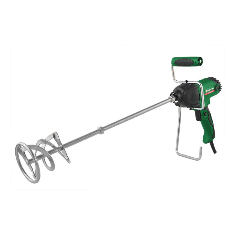 Mixer vopsea/mortar Status MX1000, 1000 W, 600 rpm, paleta 140 mm 2021 shopu.ro