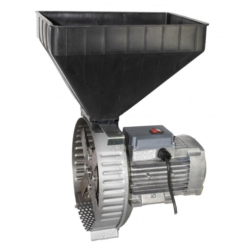 Moara Elefant Gazda M71, 1700 W, 2800 rpm, 250 kg/h, bobinaj cupru, cuva mare 2021 shopu.ro