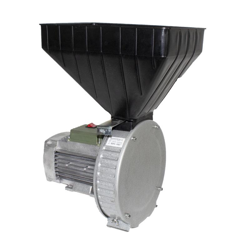 Moara Elefant Gazda P71, 1700 W, 2830 rpm, 250 kg/h, cuva mare, bobinaj cupru 2021 shopu.ro