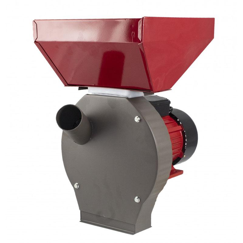 Moara Moghilev 3MKZ-240, 3500 W, 2850 rpm, 200 kg/h, cuva mare 31 x 32 x 16 cm, bobinaj cupru, site incluse