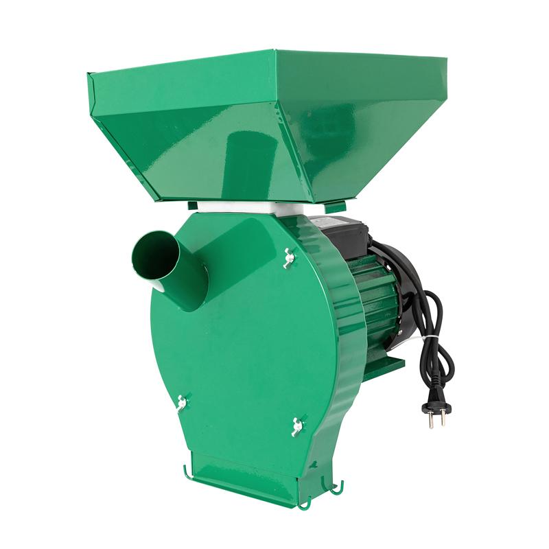 Moara electrica Fermax New, 3.8 kW, 300 kg/ora, 20 ciocanele, motor cupru, sac colector, 4 site incluse 2021 shopu.ro