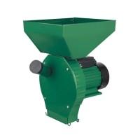 Moara electrica pentru cereale/stiuleti Craft Tec, 3800 W, 3000 rpm, 250 kg/h, 4 site incluse