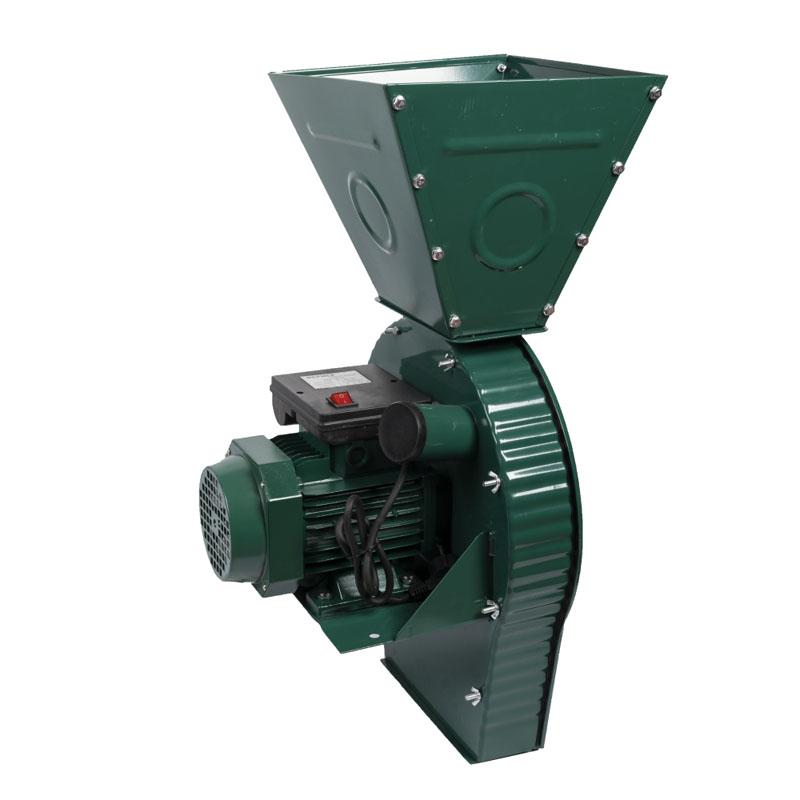 Moara electrica cu ciocanele Fermer CM-1.8C, 3500 W, 2850 rpm, 500 kg/h, cuva mare 30 x 30 x 25 cm, bobinaj cupru 2021 shopu.ro