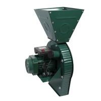 Moara electrica cu ciocanele Fermer CM-1.8C, 3500 W, 2850 rpm, 500 kg/h, cuva mare 30 x 30 x 25 cm, bobinaj cupru
