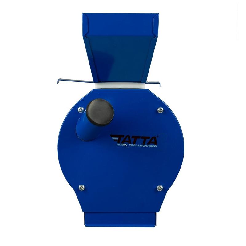 Moara electrica cu ciocanele Tatta, 2500 W, Nr. 2, 240 kg/h, 20 ciocanele, 3000 rpm, cuva clasica
