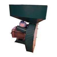 Moara electrica pentru cereale Craft Tec, 24 ciocanele, 2500 W, 3000 Rpm, 500 kg/h