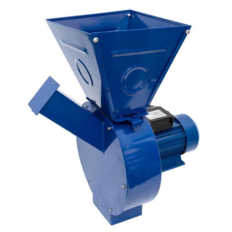 Moara electrica pentru cereale 2 in 1 Micul Fermier, 3500 W, 2850 rpm, 350 kg/h, 3 site, 20 ciocanele shopu.ro