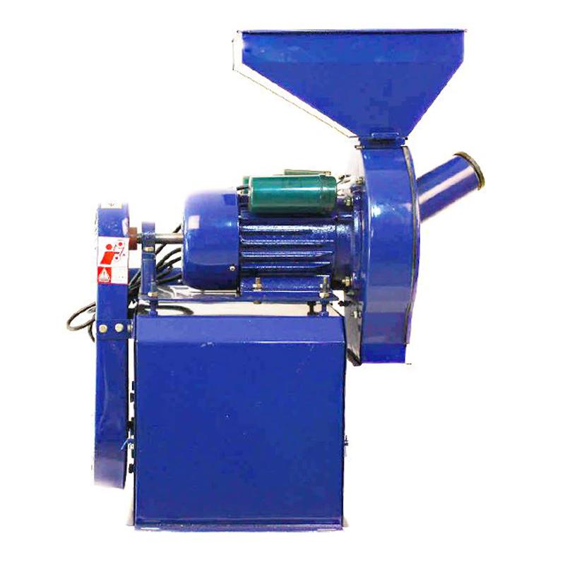 Moara electrica pentru cereale 3 in 1 Micul Fermier, 2500 W, 3000 rpm, 500 kg/h, 4 site, 16 ciocanele, bobinaj cupru 2021 shopu.ro