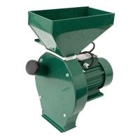 Moara electrica pentru cereale Micul Fermier, 2500 W, 2800 rpm, 200 kg/h, 4 site, 20 ciocanele