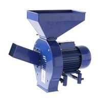 Moara electrica pentru cereale Micul Fermier, 2500 W, 3000 rpm, 200 kg/h, 3 site, 16 ciocanele