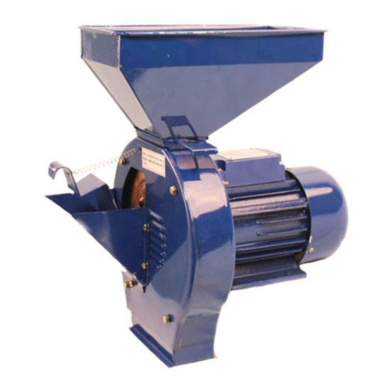 Moara electrica pentru cereale si fructe Micul Fermier, 2500 W, 3000 rpm, 200 kg/h, 3 site, 16 ciocanele 2021 shopu.ro