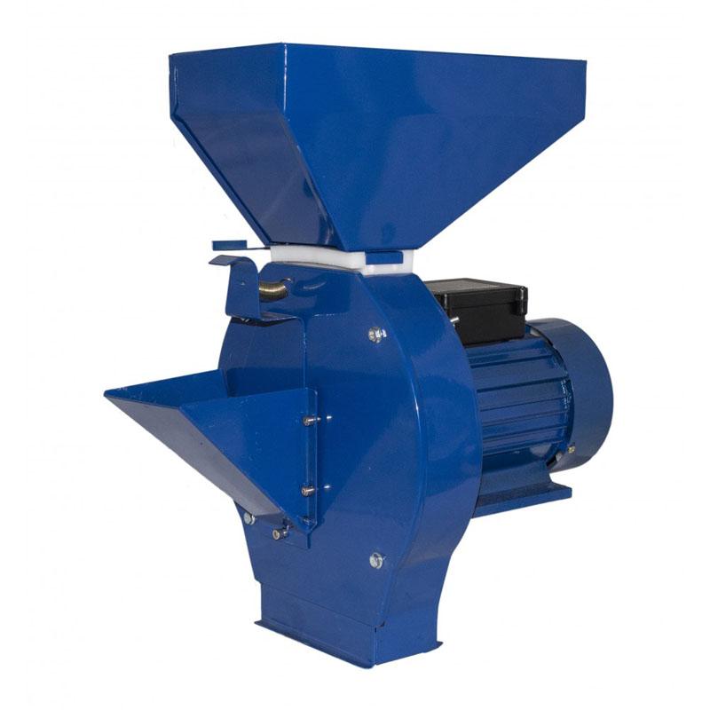 Moara electrica pentru fructe si legume Elefant CM-1.1D, 3500 W, 3000 rpm, 200 kg/h, bobinaj cupru shopu.ro