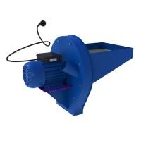 Moara electrica pentru uruiala/ciocanele N5, 3.8 kW, 3000 rpm, 600 kg/h