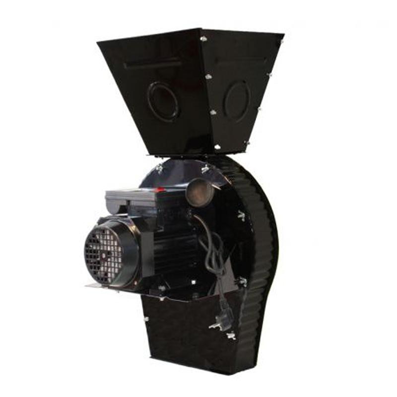Moara electrica ruseasca Micul Fermier, 3.5 kW, 500 kg/h, 3000 rpm, 20 ciocanele, 4 site shopu.ro