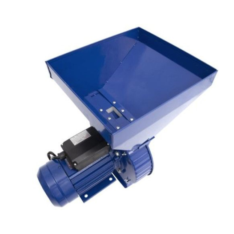 Moara electrica ruseasca pentru cereale/stiuleti Craft Tech, 3000 rpm, 3800 W, 300 kg/h, 4 site incluse, Albastru shopu.ro