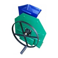 Moara manuala cu disc pentru fructe/legume Craft Tec, 300 kg/h, Verde
