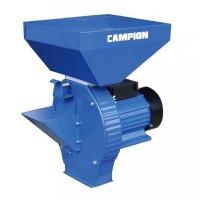 Moara ruseasca Campion, 3.8 kW, 250 kg/h, 3000 RPM, reglare debit, 4 site, transmisie directa