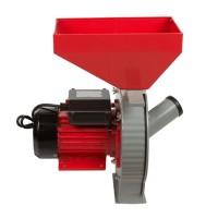 Moara electrica pentru cereale/furaje Blade, model B, 2.7 kW, 2850 rpm, 200 kg/h, 4 site