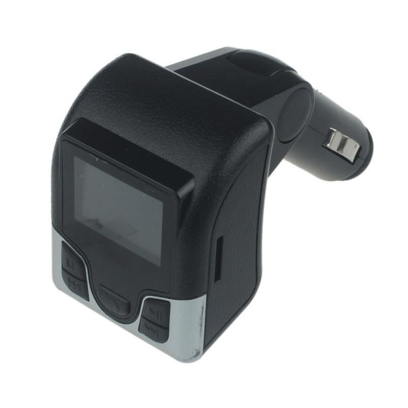 Modulator FM cu bluetooth, display LCD