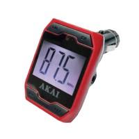 Modulator FM si incarcator Akai, Bluetooth, USB, suport cardSD, handsfree