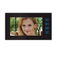 Monitor color Well pentru videointerfon cu afisaj de 7 inch, ultra subtire