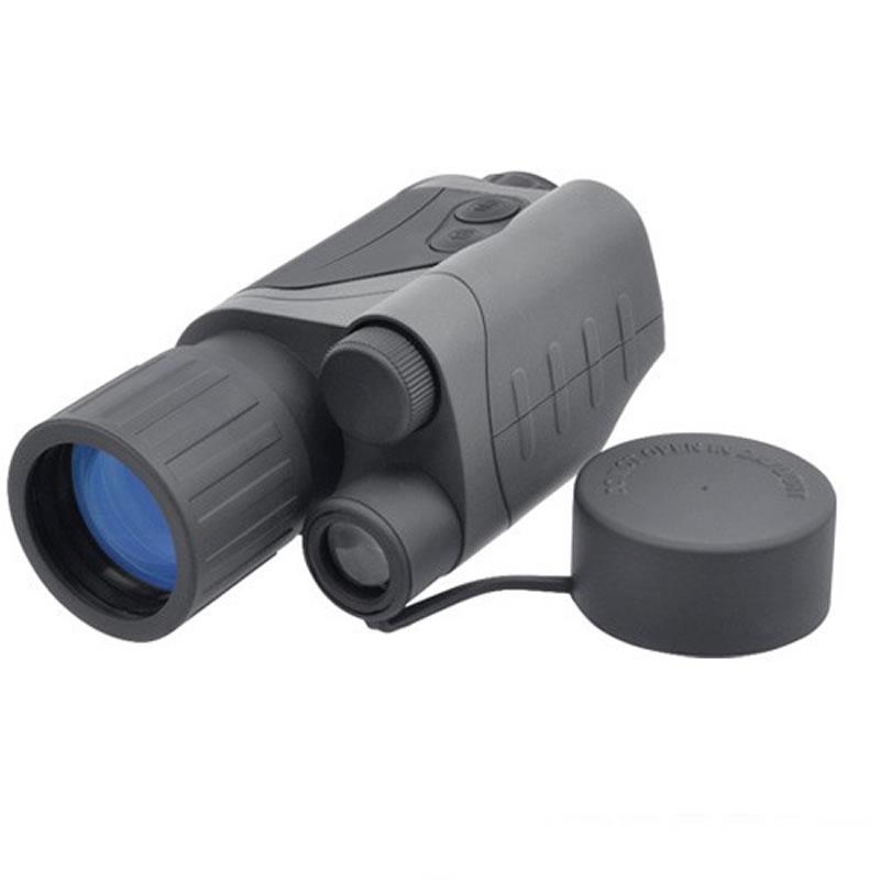 Monocular Night Vision Bresser NightSpy, 3x - 44 mm, iluminator integrat 2021 shopu.ro