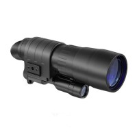 Monocular Night Vision Pulsar Scope Challenger GS 2.7x - 50 mm, geanta inclusa