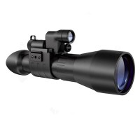 Monocular Night Vision Pulsar Scope Challenger GS 4.5x - 50 mm, geanta inclusa