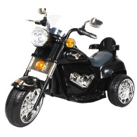 Motocicleta Harley, 3.5 km/h, 105 x 46 x 60 cm, acumulator