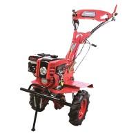 Motocultor Raider, 208 cc, 7 cp, 3.6 l, motor 4 timpi, 2 + 1 viteze, latime de lucru 1400 mm, adancime de lucru 350 mm