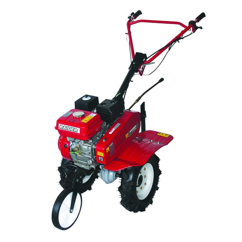 Motocultor pe benzina Raider, 5.2 kW, 208 CC, 7 CP, 2+1 viteze, 3600 ml shopu.ro
