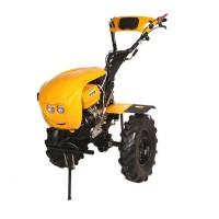 Motocultor ProGarden, 18 CP, 1620 mm, 374 g/kWh, 3 trepte, benzina, accesorii incluse