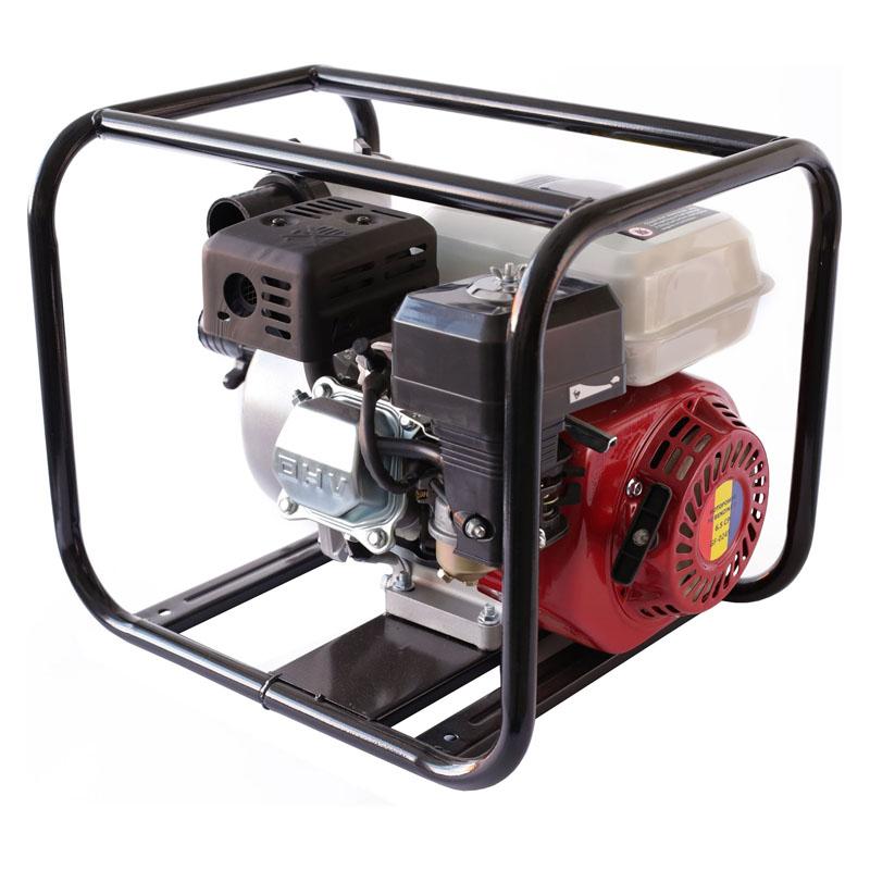 Motopompa Micul Fermier, motor 4 timpi, 3.6 l benzina, 5.4 CP, 196 CC, 30 m3/h shopu.ro