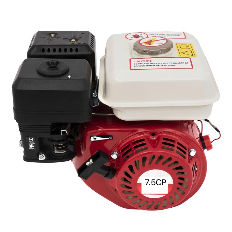 Motor benzina Campion, 7.5 CP OHV, ax 20 mm, 4 timpi, rezervor 3.6 l, ax orizontal shopu.ro