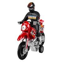Motor de jucarie cu pilot Moto Racing, 3 ani+