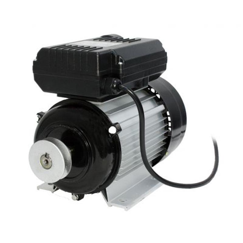 Motor electric Micul Fermier, 0.75 kW, 2800 RPM, ax 22 mm, corp aluminiu shopu.ro