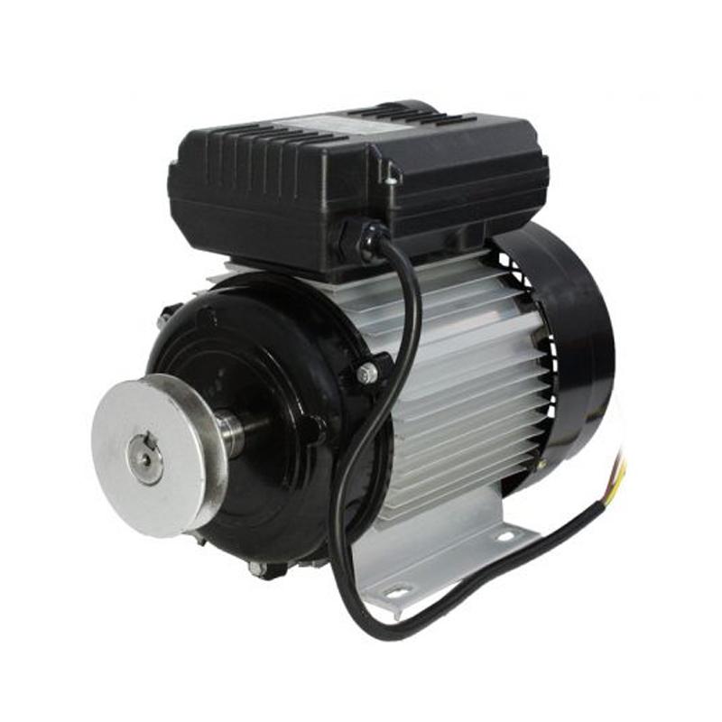 Motor electric Micul Fermier, 1.5 kW, 2800 RPM, corp aluminiu 2021 shopu.ro