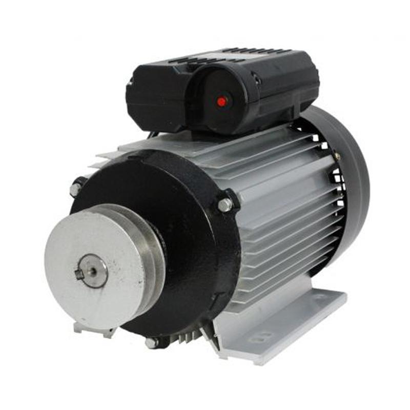 Motor electric Micul Fermier, 4 kW, 2800 RPM, ax 28 mm, corp aluminiu 2021 shopu.ro