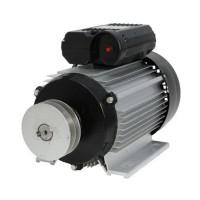 Motor electric Micul Fermier, 4 kW, 2800 RPM, ax 28 mm, corp aluminiu