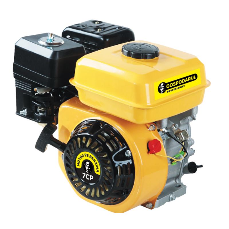 Motor monocilindru uz general Gospodarul Profesionist GP-170F, 3300 W, 3000 rpm, 7 CP, rezervor 3.6 l, motor 4 timpi shopu.ro