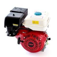Motor pe benzina Micul Fermier, 9 CP, 270 CC, rezervor 1.1 l, ax tip pana, filtru burete