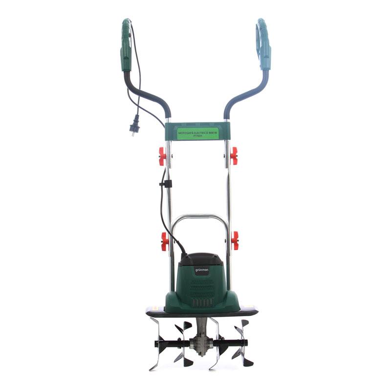 Motosapa electrica Grunman, latime 36.5 cm, 1000 W 2021 shopu.ro