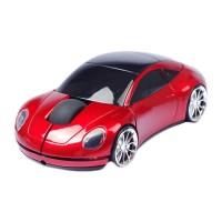 Mouse optic wireless, 3 butoane, model masinuta