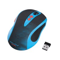 Mouse wireless Knallbunt